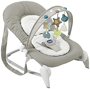 chicco transat hoopla silver b b s pu riculture. Black Bedroom Furniture Sets. Home Design Ideas