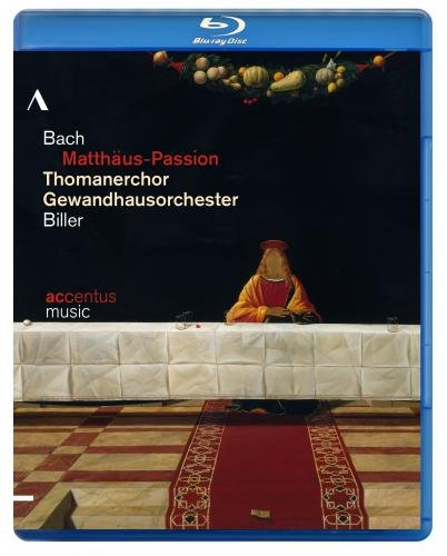 Bach: Matthäus-Passion - Thomanerchor [Blu-ray]