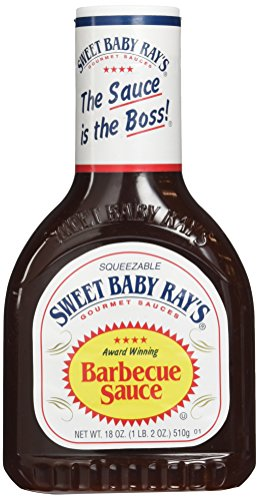 Sweet Baby Ray's BBQ Sauce - Original, 1er Pack (1...