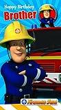 Fireman Sam FS013 Brother Birthday Card