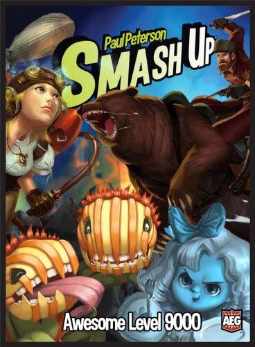 Smash Up Awesome Level 9000 - Juego de mesa