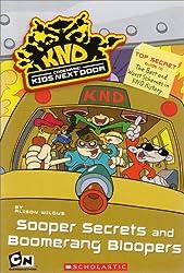 Sooper Secrets and Boomerang Bloopers (KND: Codename: Kids Next Door)