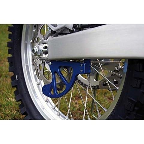Protezioni per disco posteriore, colore: blu, per