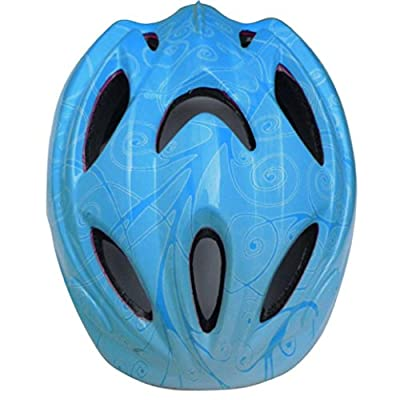 Koly 12 Vents Kids Boys Girls Sports Mountain Road Bicycle Bike Cycling Safety Helmet Skating cap from Koly