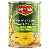 del Monte Ananas a Fette Allo Sciroppo - 570 gr
