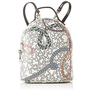 Tous Km, Bolso mochila para Mujer, Multicolor (Multicolor 995810379), 15.5x20x8 cm (W x H x L)