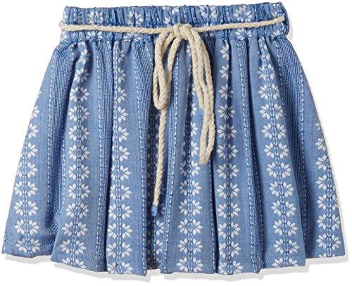 Donuts Baby Girls' Skirt (270114008 BLUE 06M CF-19)