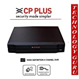 Best Hd Dvrs - CP Plus CORAL HDCVI 4 Channel HD DVR Review
