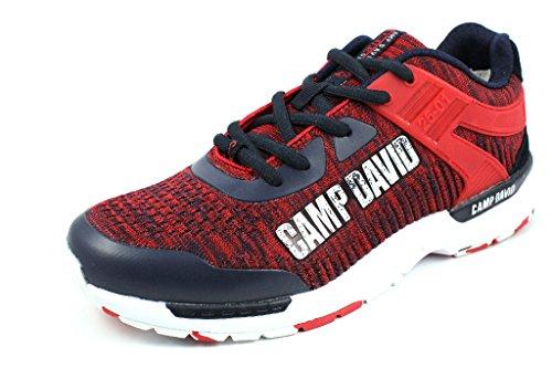 Camp David CCU-1855-8170-0236 Größe 42 Rot (Rot)