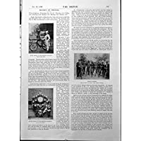 Sig. Antico Hart Argonaut Horses Thais 1898