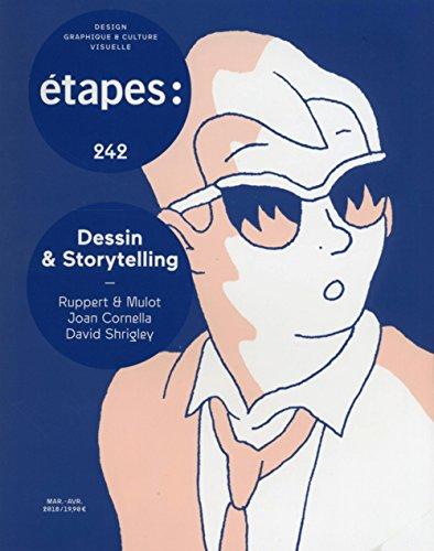 étapes numéro 242 Design & storytelling