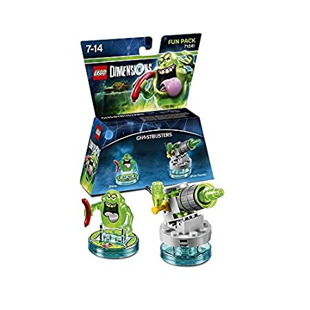 LEGO Dimensions, Ghostbusters, Slimer Fun Pack
