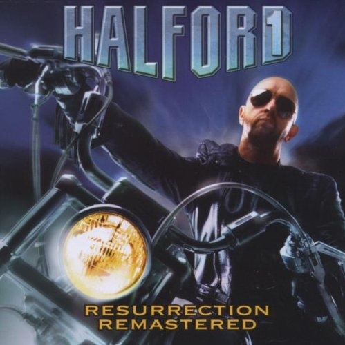 Resurrection Remastered By Halford,Rob Halford (2009-02-09)