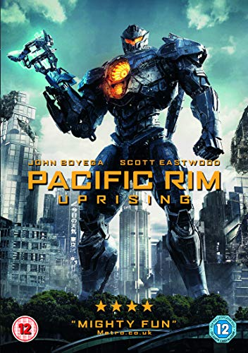 Picture of Pacific Rim Uprising (DVD Plus Digital Download) [2018]