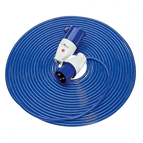 14 M  32 A  230 V  4 MM CABLE DE EXTENSION PLOMO 240