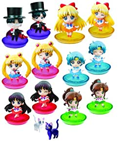 Sailor Moon PS Petit Chara Land Mini Figurine (1 Random Blind Box)