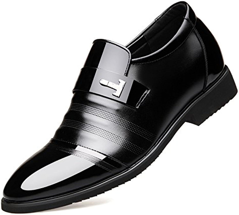 Scarpe da Uomo, Scarpe da Lavoro in Pelle, Abiti da Uomo, Scarpe in Pelle Aumentate, 6CM | Online Shop  | Sig/Sig Ra Scarpa