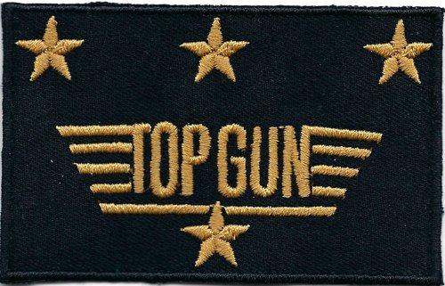 Pilot Set Kostüm - Topgun Piloten Aufnäher - Air Force USAF Airborne USA