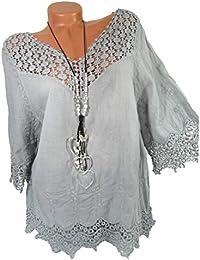 Suchergebnis auf f r ibiza hippie blusen - Hippie bluse damen ...