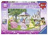 Ravensburger 08865 2 - Disney Princess, Puzzle 2x24 Pezzi