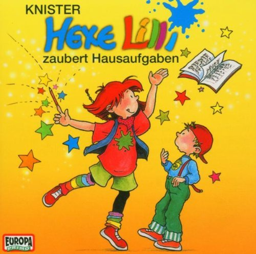 Zaubert Hausaufgabe by Hexe Lilli (2005-06-06)