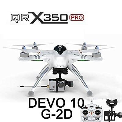 Paleo Walkera QR X350 Pro FPV GPS RC Quadcopter Devo 10 G-2D For Gopro 3 from Beyond Paleo