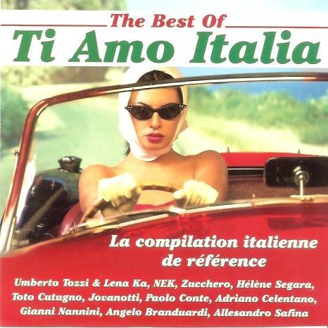 the best of ti amo italia (2cd)
