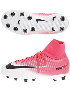 Nike Jr Mercurial Victory VI DF ag-pro, pink - white - black, 5,5 UK