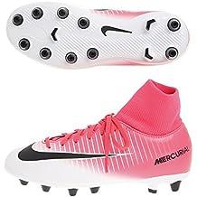 Nike Jr Mercurial Victory VI DF ag-pro, pink - white - black, 4.5 UK
