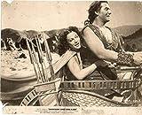 Original Photograph Samson And Delilah Victor Mature Hedy Lamarr Cecil B DeMille