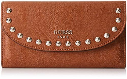 Guess Swsg6681660, Borsa a tracolla Donna, Marrone (Cognac), 2x6.4x9.5 cm (W x H x L)