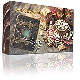 Großes Märchenhafte Trinkschokolade Geschenkset Feinste Schokolade mit Anleitung & Tipps