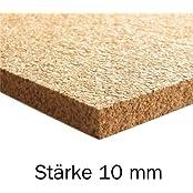 10 mm Korkplatte Pinnwand - 915 x 610 x 10 mm