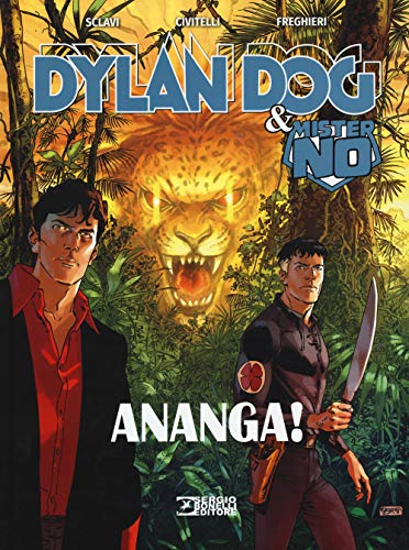 Dylan Dog & Mister No. Ananga!