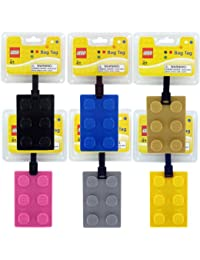 Lego Licence Collection ut21231–Mallette Pendentif, couleurs assorties