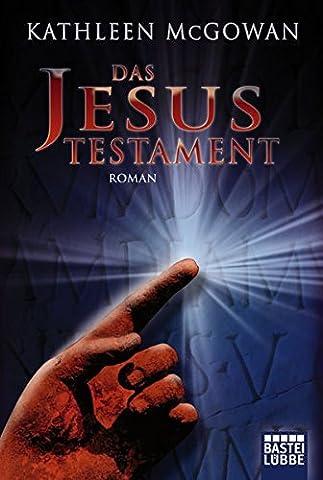 Das Jesus-Testament: Roman