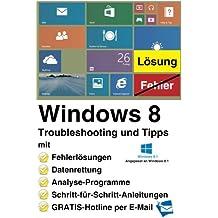 Windows 8 Troubleshooting und Tipps