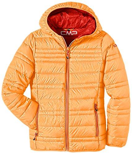 cmp-girls-down-jacket-girls-jacke-daunenjacke-orange-pop-campari-melange-9-years