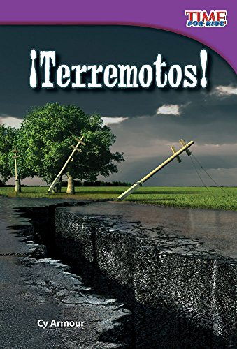 ¡Terremotos! (Earthquakes!) (TIME FOR KIDS® Nonfiction Readers)