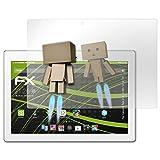 atFolix Displayschutz für Lenovo Tab 2 A10-30 / A10-70 Spiegelfolie - FX-Mirror Folie mit Spiegeleffekt