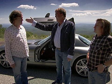 Top Gear Special - USA Super Car Road