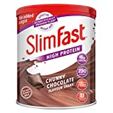 SlimFast Chunky Chocolate Shake Powder, 450g