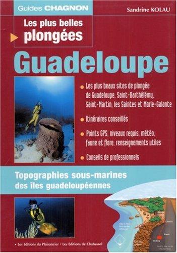Guadeloupe : Les plus belles plongées