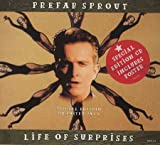 LIFE OF SURPRISES CD UK ISSUE PRESSED IN AUSTRIA KITCHENWARE 1993 4 TRACK FOLD OUT DIGI PACK WITH POSTER B/W IF YOU DON'T LOVE ME STATESIDE MIX,IF YOU DON'T LOVE ME DEEP FIELD MIX AND KING OF ROCK N ROLL (SKCD63)