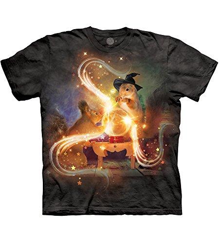 The Mountain T-Shirt Magic Squirrels XL