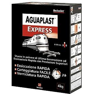 Stucco a rapida essiccazione AGUAPLAST EXPRESS vari formati - KG.1