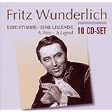 Fritz Wunderlich: Eine Stimme-Eine Legende