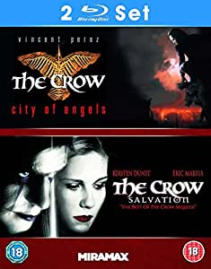The Crow: City Of Angels / The Crow: Salvation [Blu-ray]