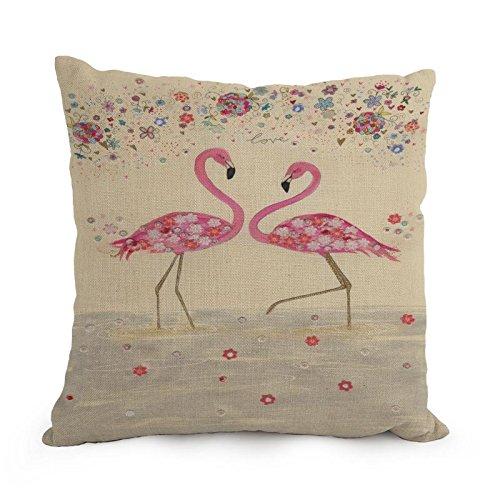beautifulseason kissenrollen von Flamingo 30,5x 50,8cm/30by 50cm, beste Passform für Studie Raum,...