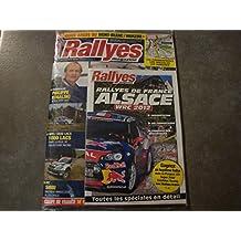 RALLYES MAGAZINE N°236 + TON GUIDE DU MONT-BLANC/MORZINE + TON SUPPLÉMENT RALLYES DE FRANCE ALSACE WRC 2012 !!